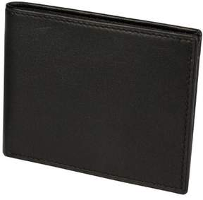 Steve Madden Glove Leather Slimfold Wallet