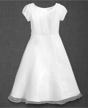 Blush by Us Angels Pleated Cap Sleeve Dress, Big Girls (7-16)