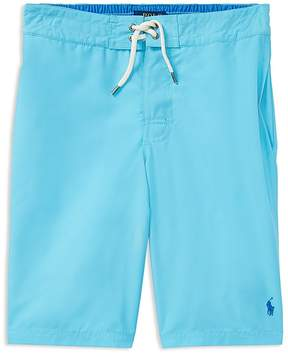 Polo Ralph Lauren Boys' Magical Transforming-Print Sanibel Swim Trunks - Big Kid
