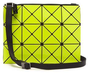 Bao Bao Issey Miyake Lucent Cross Body Bag - Womens - Yellow Multi