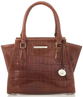 Brahmin Hawthorn Collection Mini Priscilla Satchel