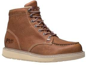 Timberland Men's Barstow Wedge Boot 6' Moc Soft Toe