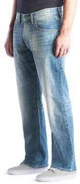 Rock & Republic Men's Warped Stretch Relaxed Straight Fit Jeans