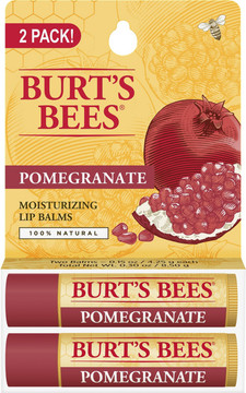 Burt's Bees Pomegranate Moistuirizing Lip Balms