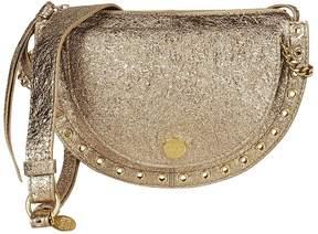 See by Chloe Metallic Shoulder Bag