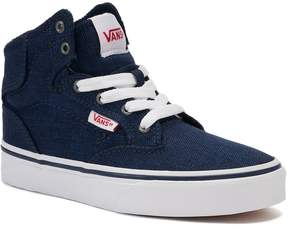Vans Winston Boys' High-Top Skate Shoes
