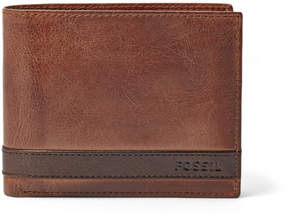 Fossil Quinn Large Coin Pocket Bifold