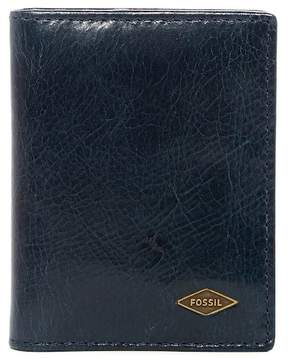 Fossil Ryan Billfold Leather Card Case