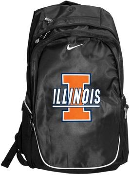 Nike Illinois Fighting Illini Backpack