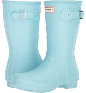 Hunter Short Matte Women's Rain Boots