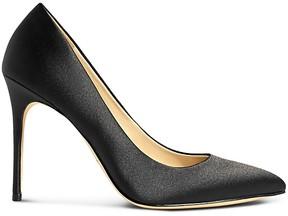 Karen Millen Women's Satin High Heel Court Pumps