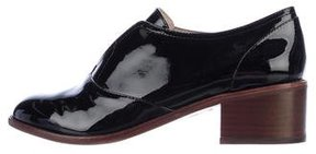 Louise et Cie Patent Leather Slip-On Oxfords