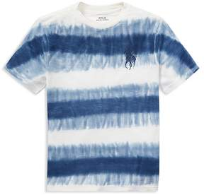 Polo Ralph Lauren Boys' Cotton Jersey Tie-Dye Tee - Big Kid