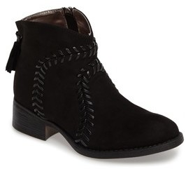 Kenneth Cole New York Girl's Downtown Gabby Bootie