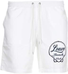 Loewe Logo Printed Swim Shorts