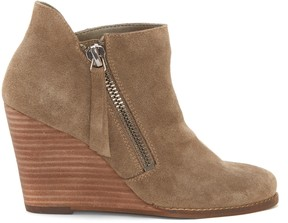 Sole Society Carnivela Bootie Wedge