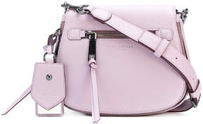 Marc Jacobs Recruit Nomad saddle bag - PINK & PURPLE - STYLE