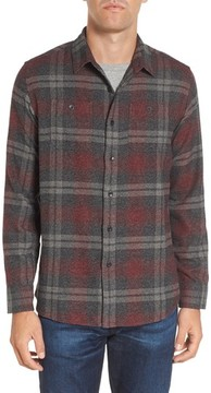 Grayers Men's Marston Lux Plaid Flannel Shirt