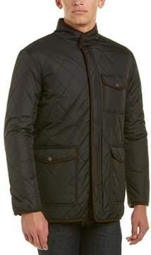 Hart Schaffner Marx Mulberry Coat.