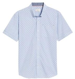 7 Diamonds Men's Atmosphere Woven Shirt