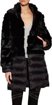 Dawn Levy Women's Talolla Fur Puffer Coat