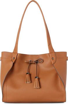 Jessica Simpson Cognac Elenore Shoulder Bag