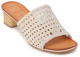 Dolce Vita King Slip-On Mule Sandals