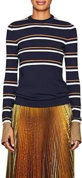 Cédric Charlier Women's Striped Wool-Blend Sweater