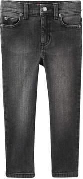 Joe Fresh Toddler Boys' Colour Skinny Jean, Grey (Size 2)
