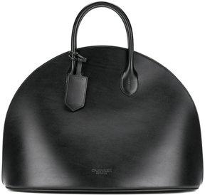 Calvin Klein 205W39nyc round tote bag
