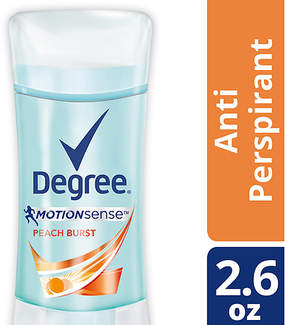 Degree Women Antiperspirant Deodorant Stick Peach Burst