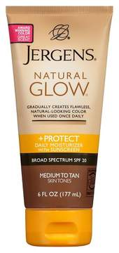 Jergens Natural Glow Moisturizer SPF 20 - 6 oz (Medium/Tan)