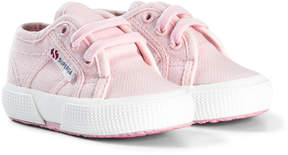Superga Classic Pink Trainers