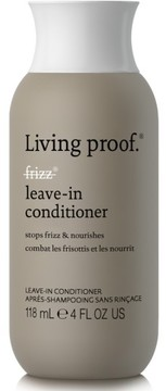 Living Proof No Frizz Moisture Restoring Leave-In Conditioner