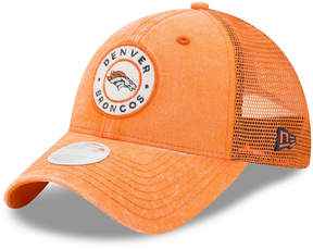 New Era Women's Denver Broncos Perfect Patch 9TWENTY Snapback Cap