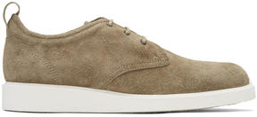 Rag & Bone Taupe Elliot Derbys