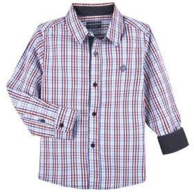 Andy & Evan Little Boy's Casual Button-Down Cotton Shirt