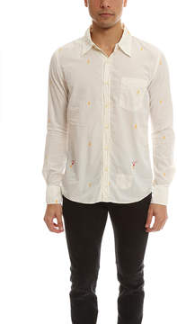 Remi Relief Cotton Silk JQ Shirt