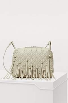 Bottega Veneta Nodini fringed cross-body bag