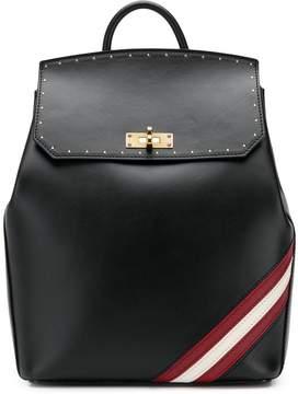 Bally twist lock backpack