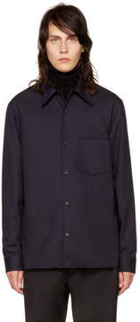 Acne Studios Navy Francisco Shirt