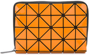 Issey Miyake Prism all around zip wallet