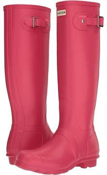 Hunter Original Tall Rain Boots Women's Rain Boots