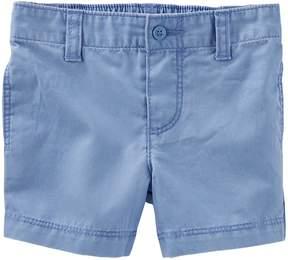 Osh Kosh Oshkosh Bgosh Baby Boy Flat Front Shorts