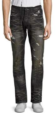 PRPS Agreement Demon Distressed Jeans