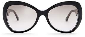 Roberto Cavalli Women's Oversized Acetate Sunglasses