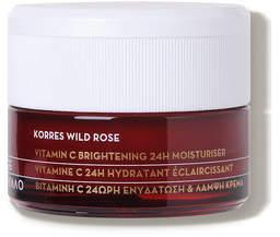 Korres Wild Rose 24-Hour Moisturising Brightening Cream