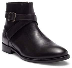 Bacco Bucci Violo Mid Buckle Boot