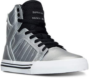 Supra Boys' Skytop High-Top Casual Sneakers from Finish Line