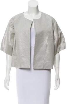 Behnaz Sarafpour Open-Front Jacket